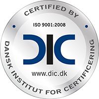 ISO9001-certificering